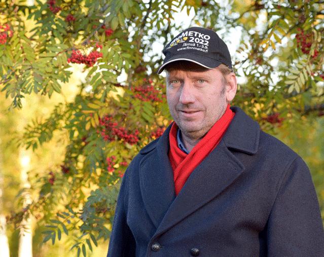 Tapio Hirvikoski